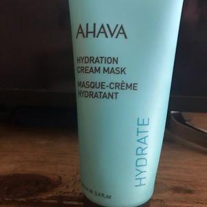 Ahava face mask! Never used.